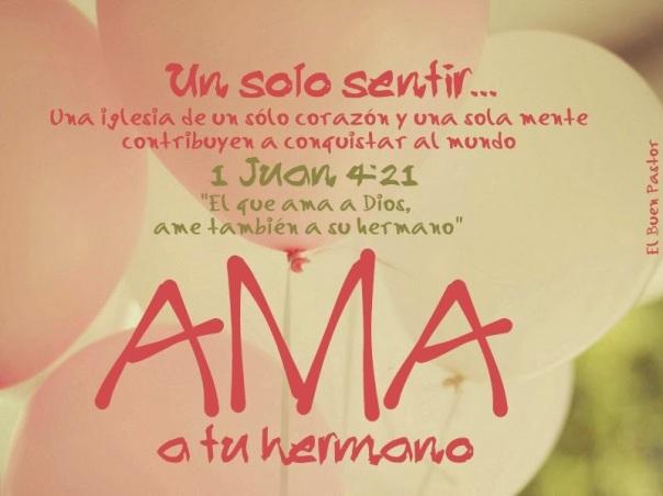 1 JUAN 4.21