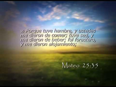 Mateo 25 31 46