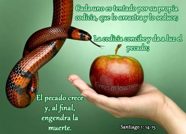 SANTIAGO 1, 14-15